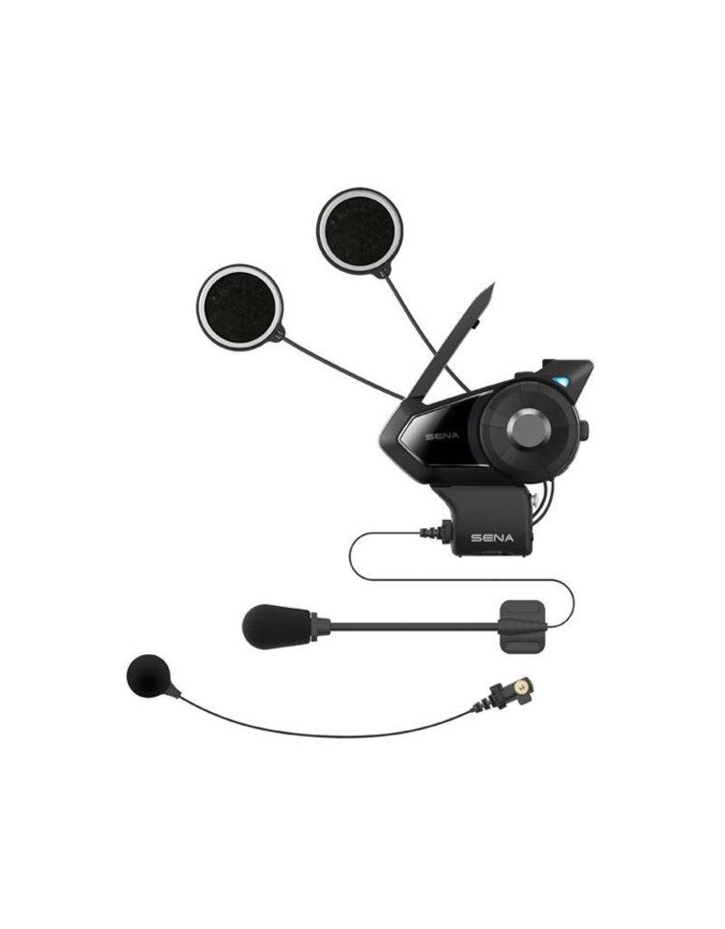 Sena SENA 30K Bluetooth Communication System w/Mesh - Single Unit