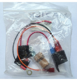 Vespa Horn wiring kit for Seger 136db horn