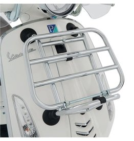 Vespa FRONT FOLDING RACK PRIMAVERA/SPRINT CHROME