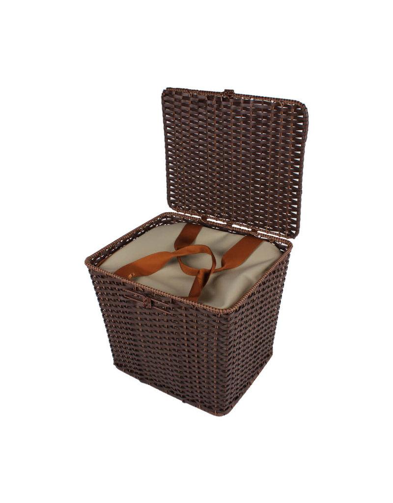 Prima Prima Wicker Basket with Liner