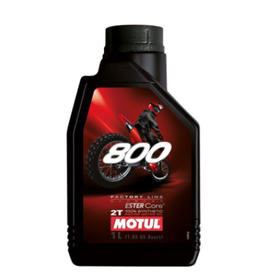 Motul Motul 800 off road 2-stroke oil synthetic