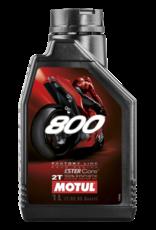 Motul Motul 800 racing 2-stroke oil synthetic
