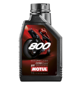 Motul Motul 800 racing 2-stroke oil synthetic