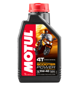 Motul Motul 5W40 4T oil synthetic