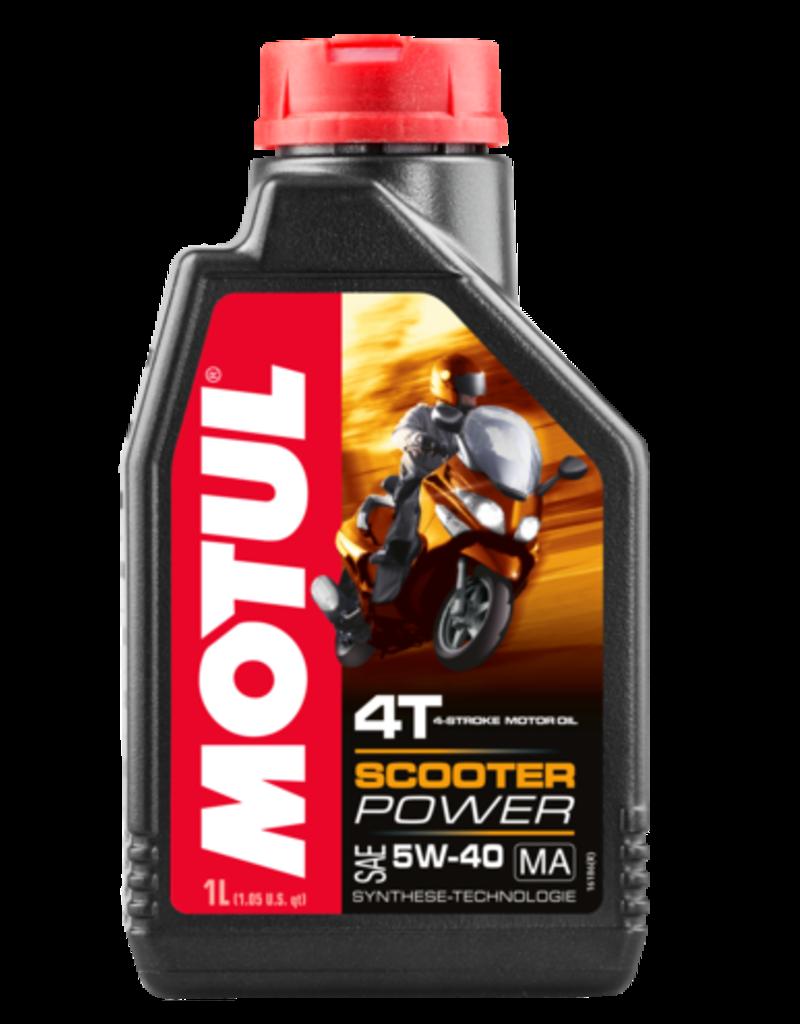 Motul Motul 5W40 4T oil synthetic