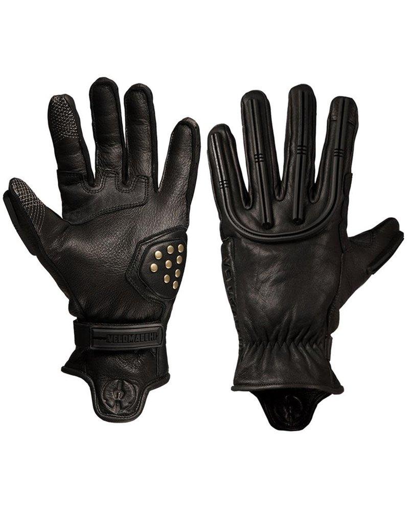 Velomacchi Velomacchi - Speedway Gloves BLACK/BLACK
