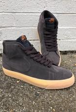 Nike SB Blazer Mid velvet brown