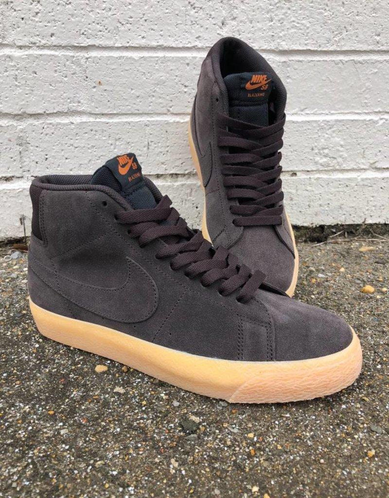 Nike Blazer Mid velvet brown