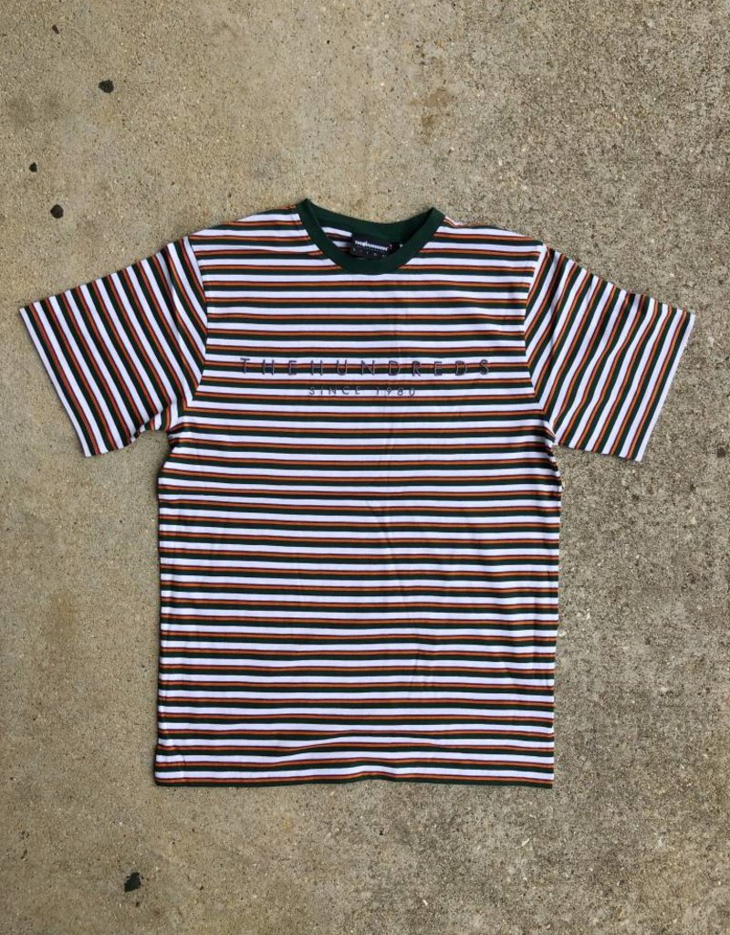 The Hundreds RENNER tee green