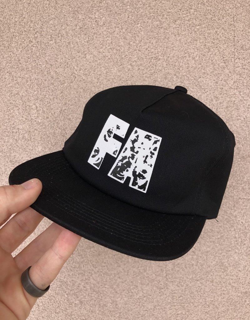 Fucking Awesome everyone hat black