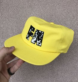 Fucking Awesome everyone hat yellow