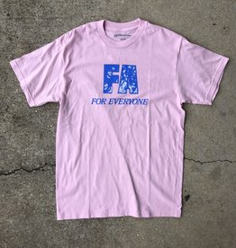 Fucking Awesome everyone tee pink