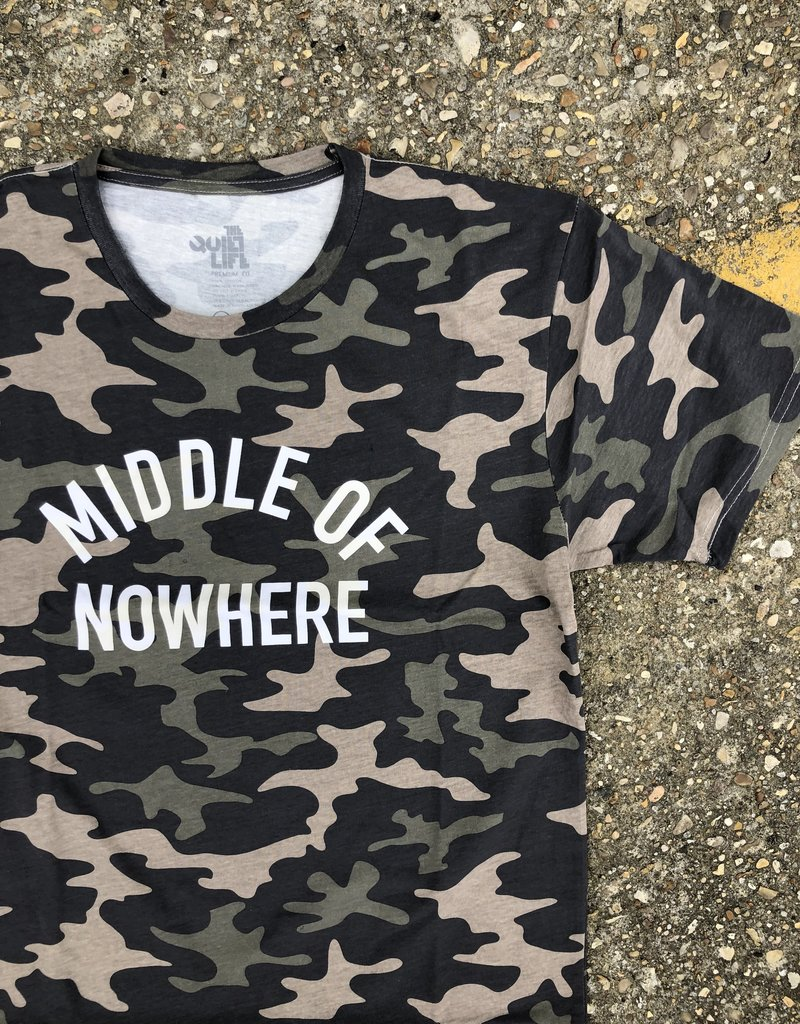 The Quiet Life Middle of Nowhere camo