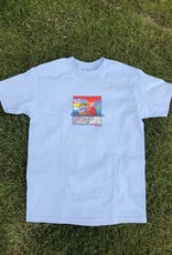 Alltimers M Davis Tee Powder Blue