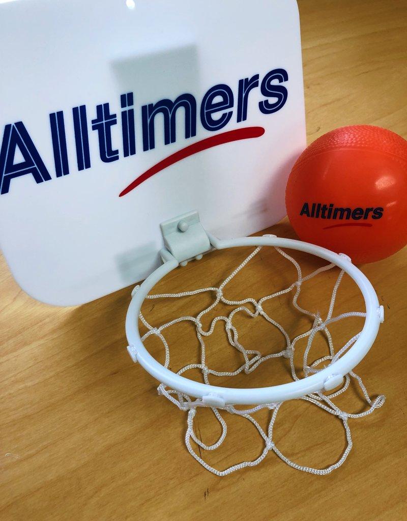Alltimers Basketball Hoop