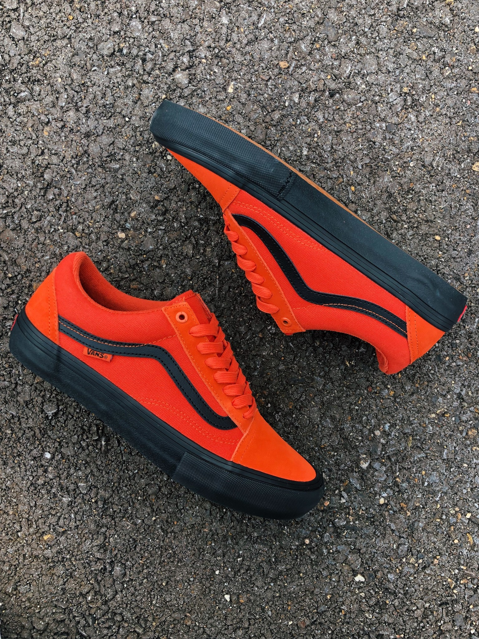 Vans Old Skool Pro Koi/Black