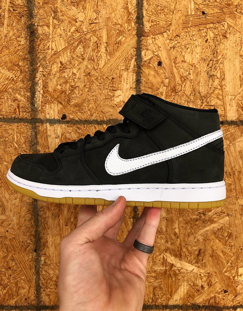 Nike SB Orange Label dunk mid