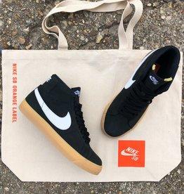 Nike SB Orange Label Blazer Mid