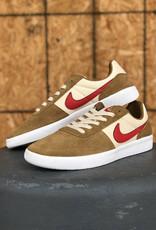 Nike Team Classic Tan/Red