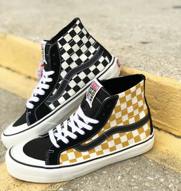 Vans Sk8 Hi Decon Black/Sunflower