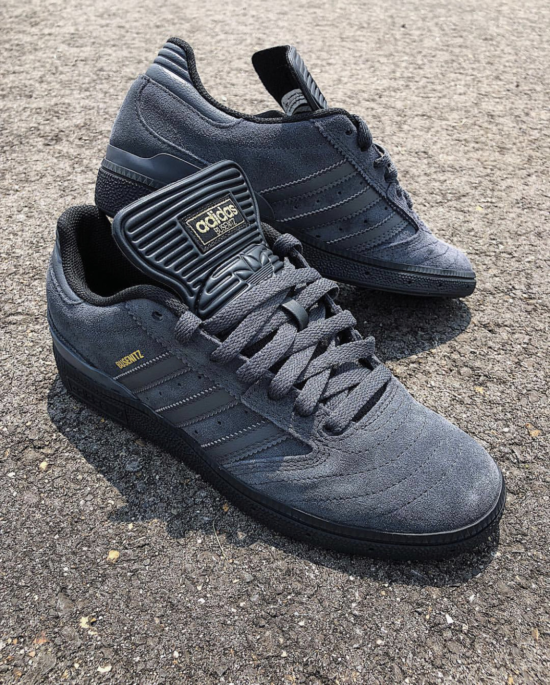 adidas Busenitz Grey/Black