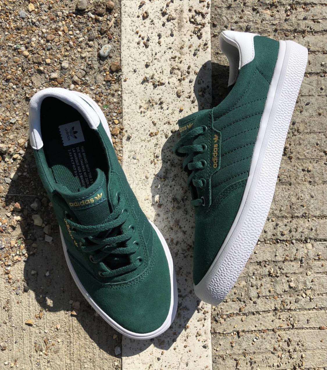 adidas 3MC Green