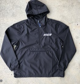 Rukus Team Anorak Black