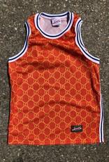 Chinatown Market Designer Jersey Orange