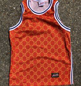 Chinatown Market Designer Jersey Orange