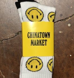 Chinatown Market Smiley Socks