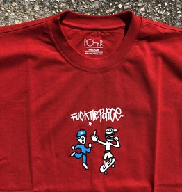 Polar FTP Tee Red
