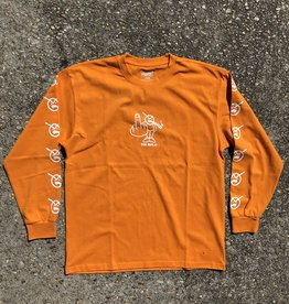 Polar Angry Stoner Longsleeve Bright Orange