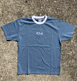 Polar Offside Tee Blue/White