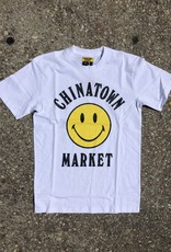 Chinatown Market Smiley Logo White