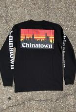 Chinatown Market SMU Longsleeve Black