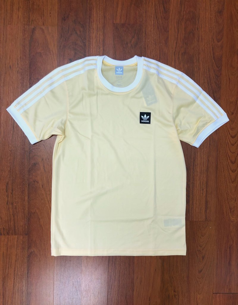 adidas Club Jersey Easy Yellow