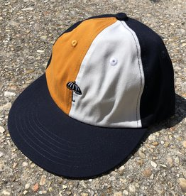 Helas Regalia Cap Navy/White/Brown