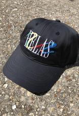 Helas Wavy Cap Black