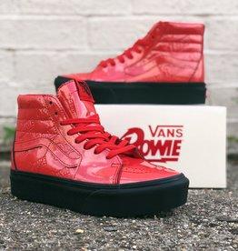 Vans Vans x David Bowie Sk8 Hi platform Ziggy