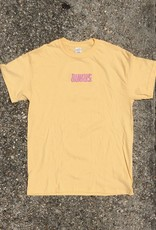 "Rukus ""UV Wave"" Tee Peach"