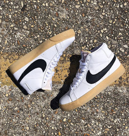Nike SB Orange Label Blazer white/black/gum