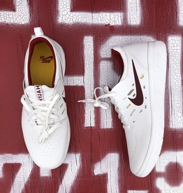 Nike SB Nyjah white/team red