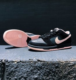 Nike SB Dunk Low Pro Black-Washed Coral