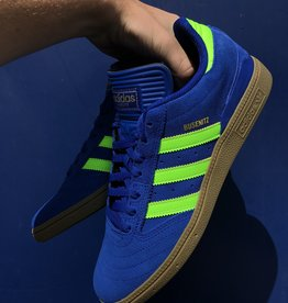 adidas Busenitz Royal Blue/Bright Green