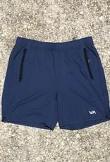 RVCA Yogger III Short navy blue