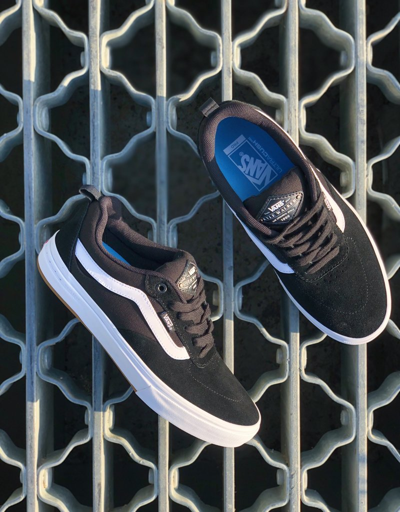 Vans Kyle Walker Black White