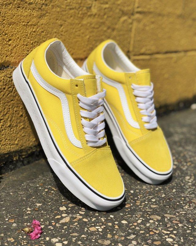 Vans Old Skool Vibrant Yellow
