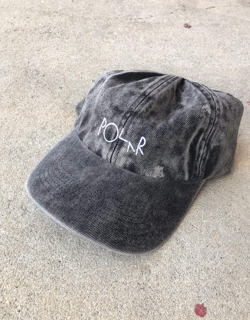 Polar Denim Cap black acid