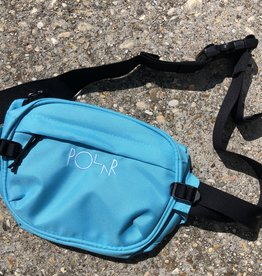 Polar Cordura Hip Bag aqua