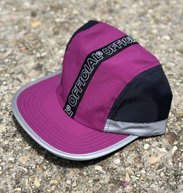 Official 5 Panel Aero Corsa Purple